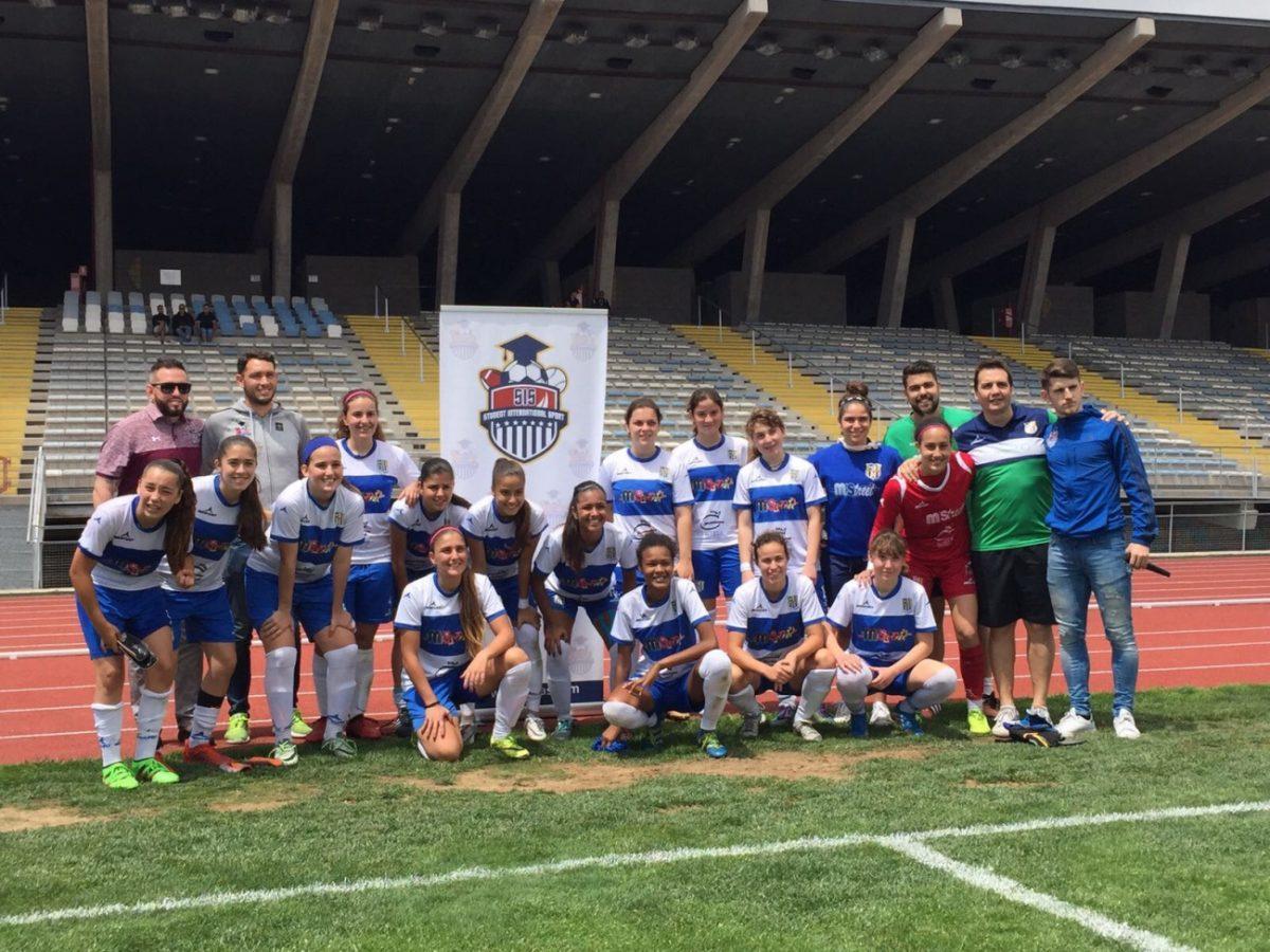 Prueba deportiva en Tenerife 11-12 ABRIL